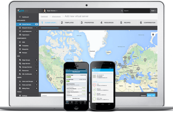 OnApp unveils new cloud management apps for iPhone, iPad and Android
