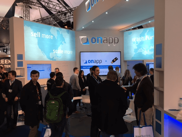Meet OnApp at WHD – big news with Dell, demos, giveaways and more!