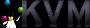 KVM hypervisor logo