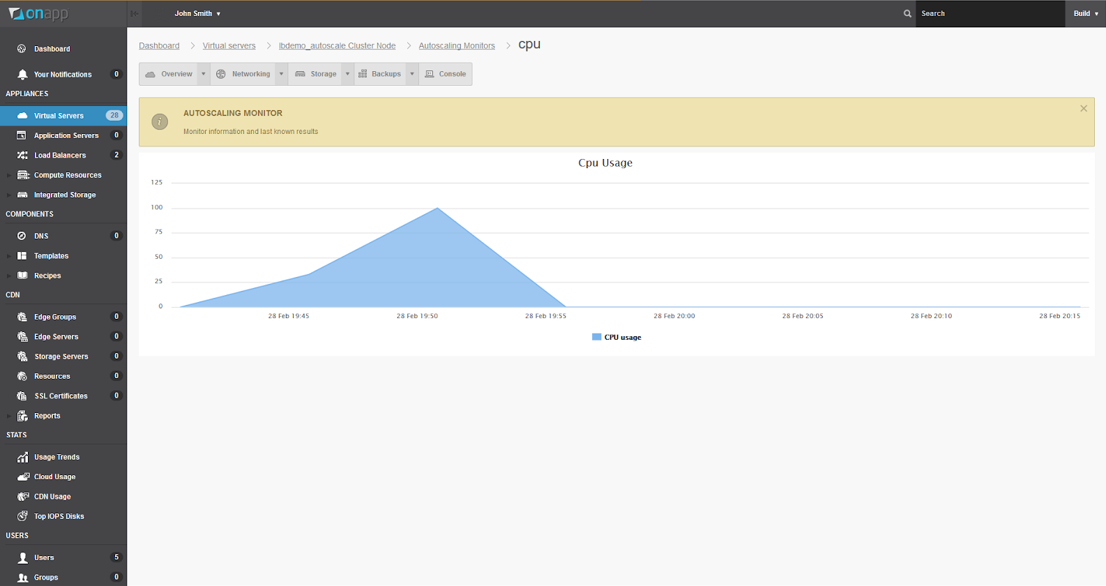 Load balancing in OnApp clouds – part 2 – autoscaling clusters