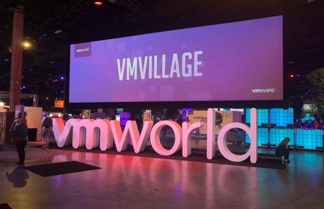 OnApp at VMworld US 2018