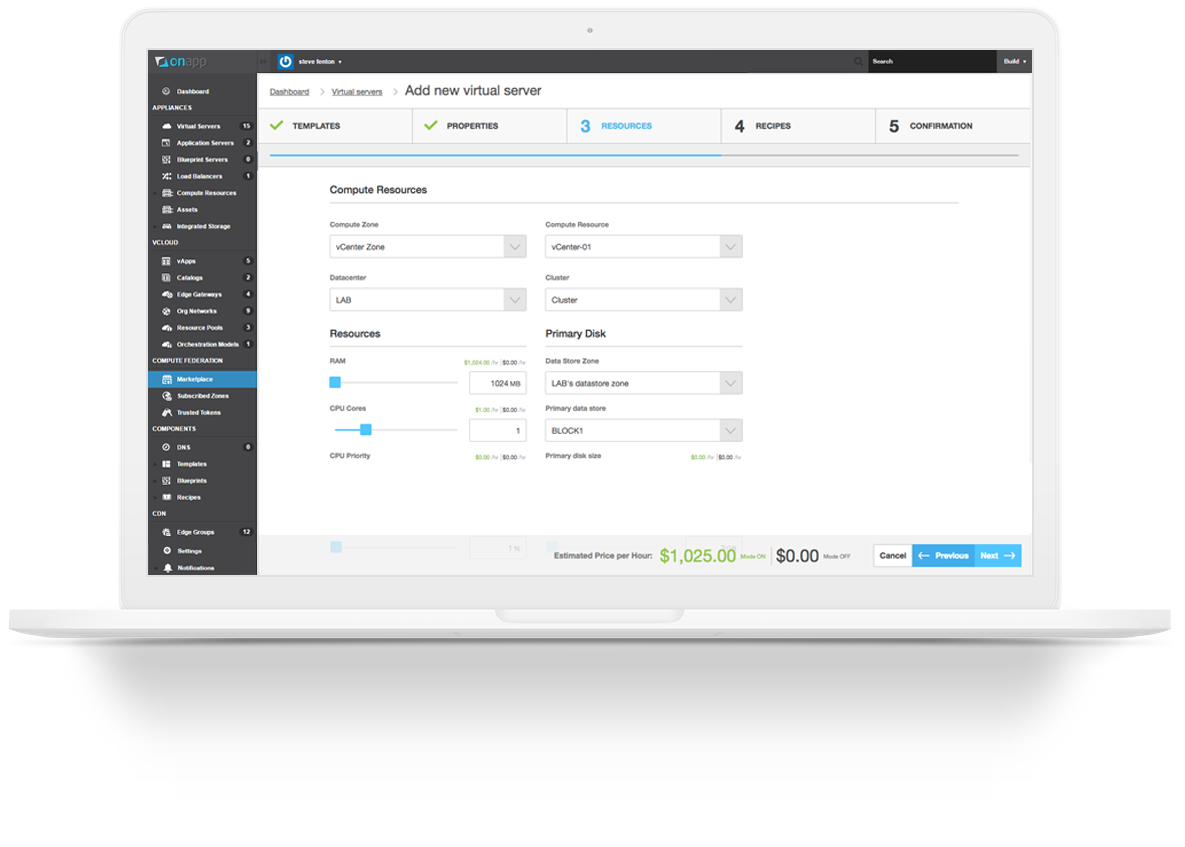 OnApp makes VMware clouds easier to manage, easier to use, and easier to sell.
