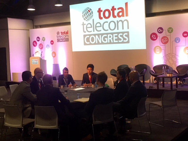 Total Telecom Congress, day one… what kind of transformation do Telcos really need?