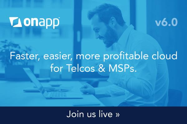 Webinar: OnApp v6.0 – Faster, easier & more profitable cloud for Telcos & MSPs