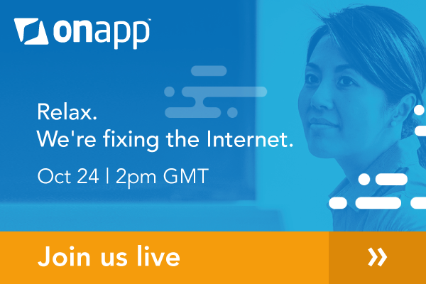 Webinar: Relax, we're fixing the Internet.