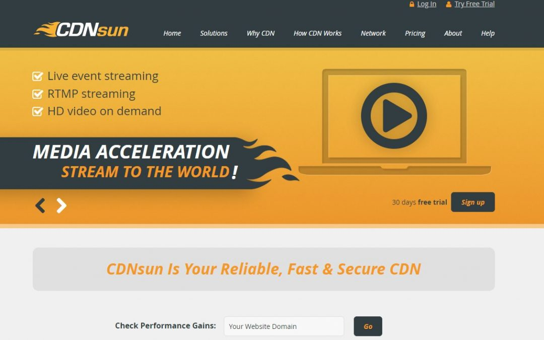 Size isn't everything – it's reach that counts. How CDNsun built a unique content delivery service.