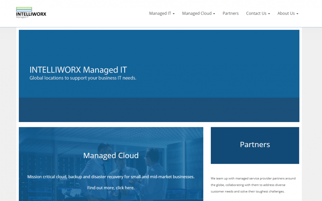 INTELLIWORX to launch global public cloud service with OnApp